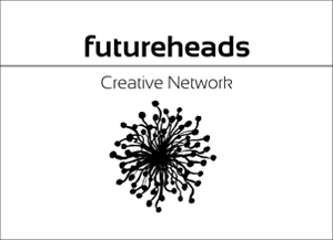 Corporate Design - Karte/Logo Futureheads